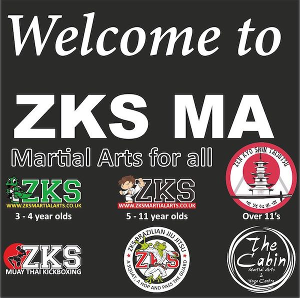 Welcome to ZKS Martial Arts